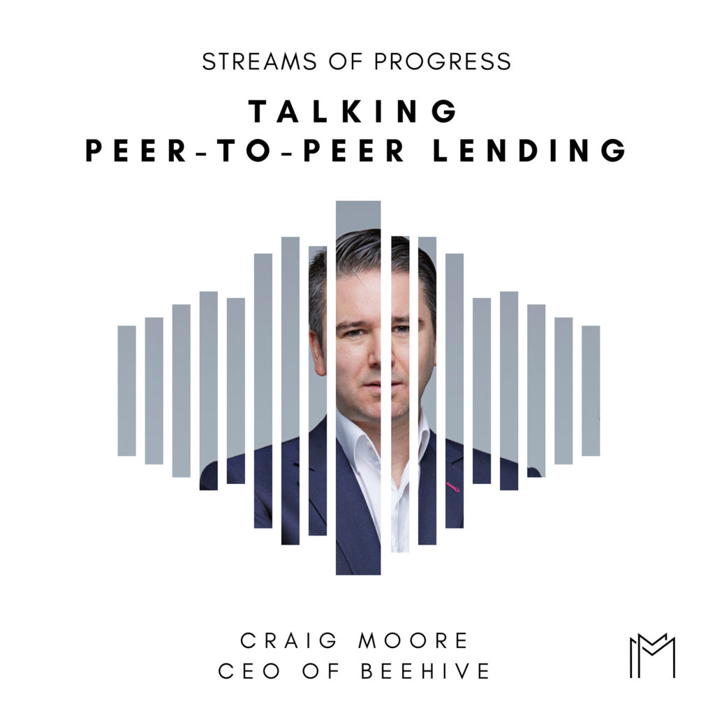 Craig Moore, CEO of Beehive