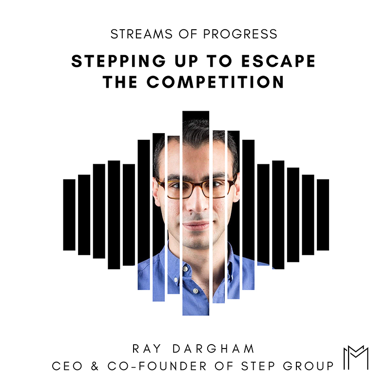 Ray Dargham Step Group
