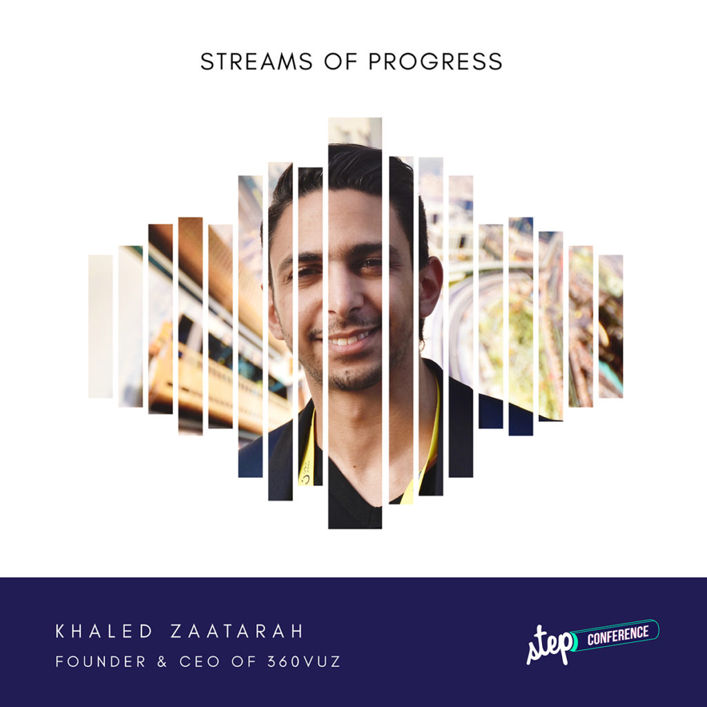 Khaled Zaatarah Step